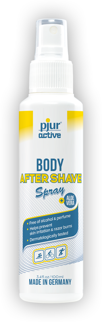 BODY AFTER SHAVE