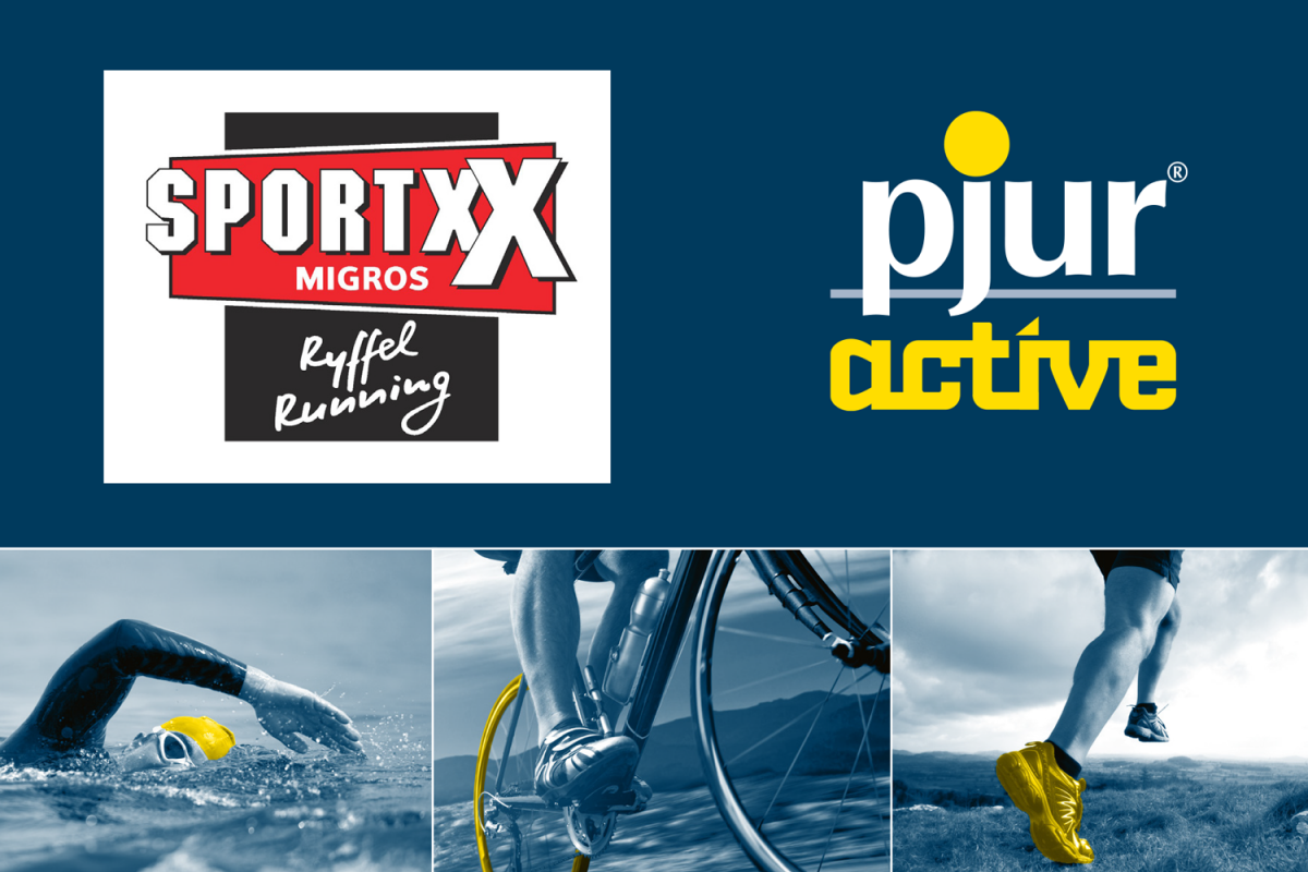 Sport XX becomes new distribution partner for pjuractive in Switzerland