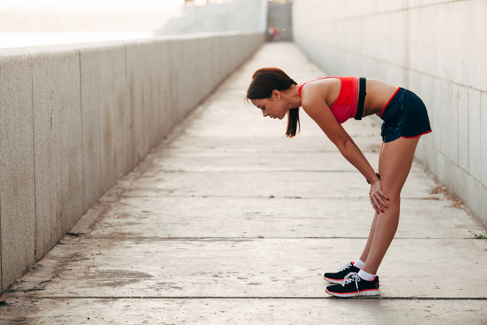 Getting Your Breathing Right When Doing Sport