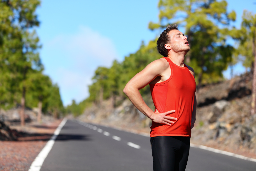 If you breathe correctly, your sporting performance improves