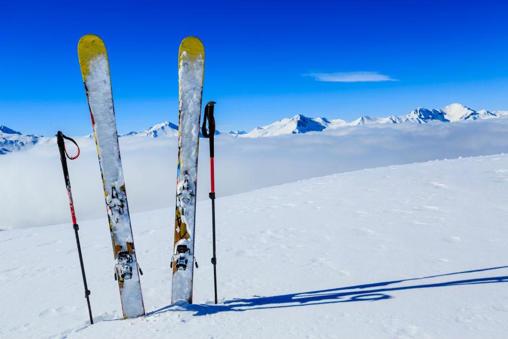 Wie auch du noch zum Skifahrer wirst – schnell Skifahren lernen