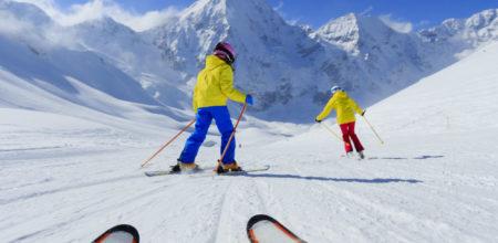 Skifahren lernen – dazu ist man nie zu alt