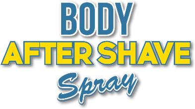 Logo BODY AFTER SHAVE Spray
