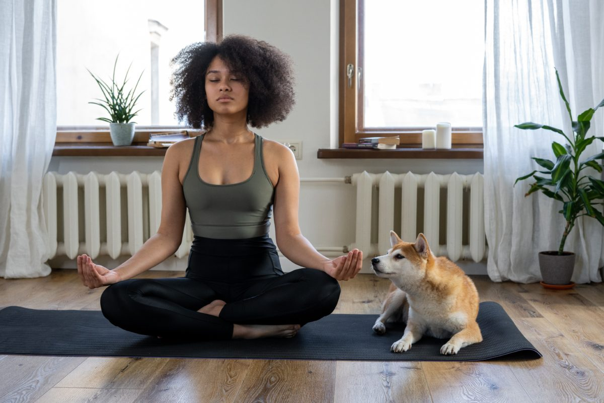 (Home) yoga – 8 reasons to start doing yoga now