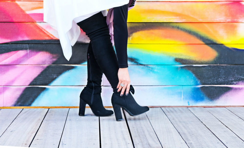 Defining high heels