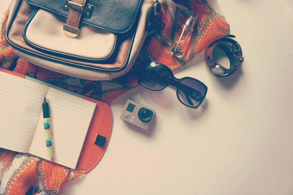 Must-haves—What Do Women Actually Keep in Their Handbags?