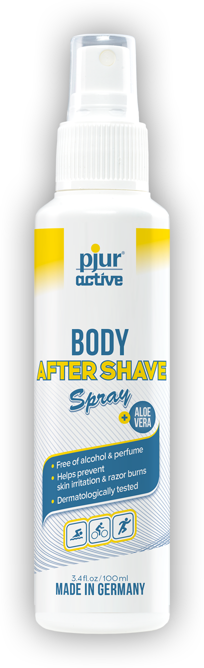 Produkt BODY AFTER SHAVE Spray