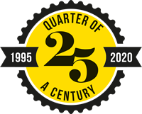 25 years of pjur – 1995–2020 – quarter of a century