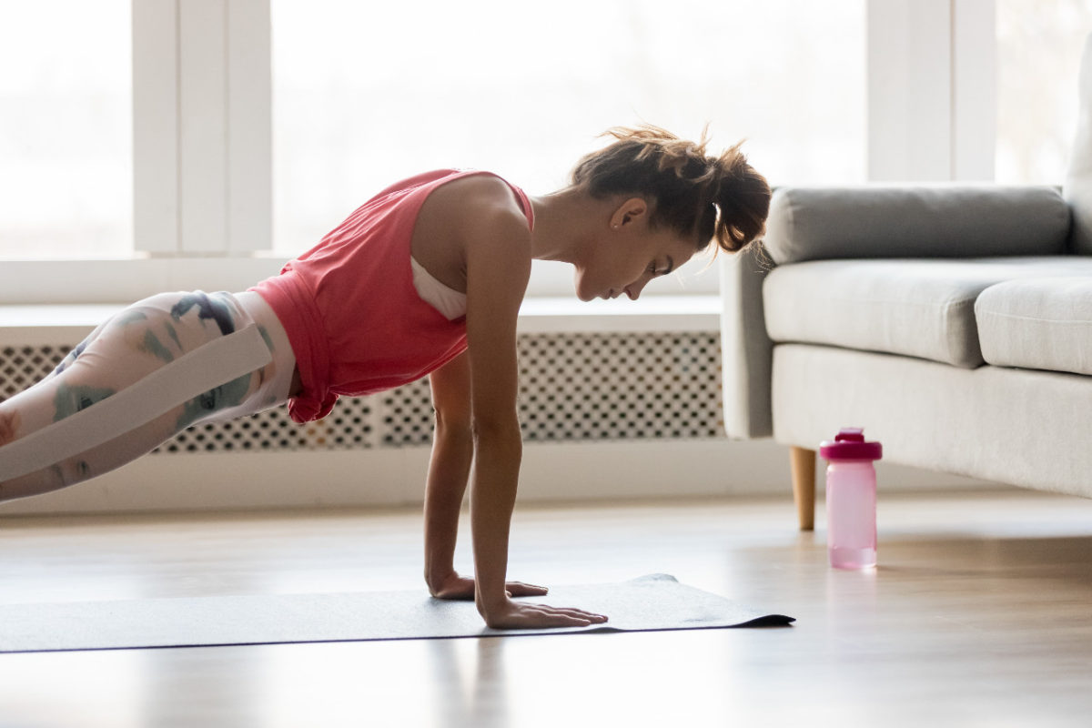 Working Out at Home – How to Stay Fit Despite Coronavirus