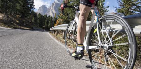 Wie finde ich eine ergonomisch korrekte Sitzposition beim Radfahren