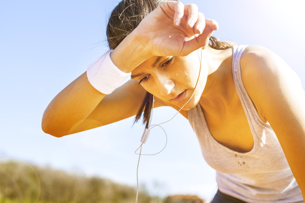 Importance and Meaning of Sweating while Working Out | pjuractive