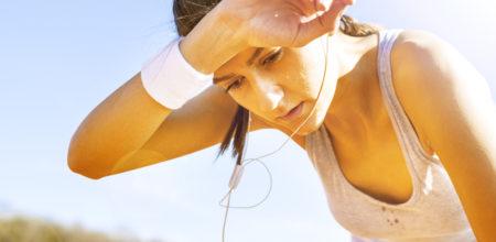 Warum man beim Sport schwitzt und warum es so wichtig ist!