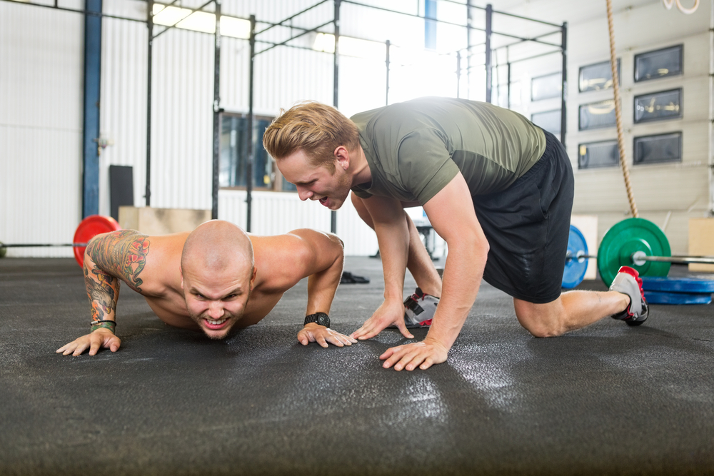 Crossfit training – here's how it goes