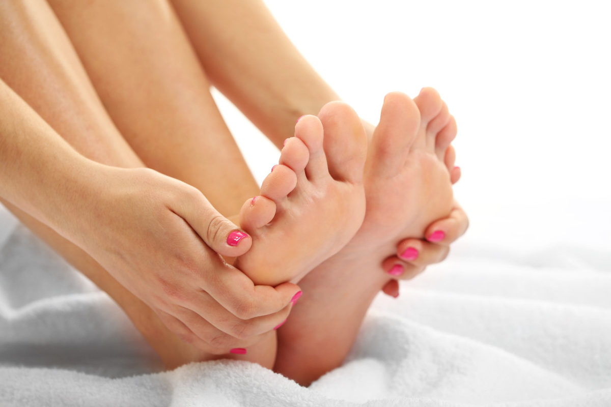 Dry Feet – What Causes Them and What you Can Do About It