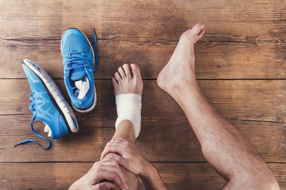Fit bleiben trotz Verletzung