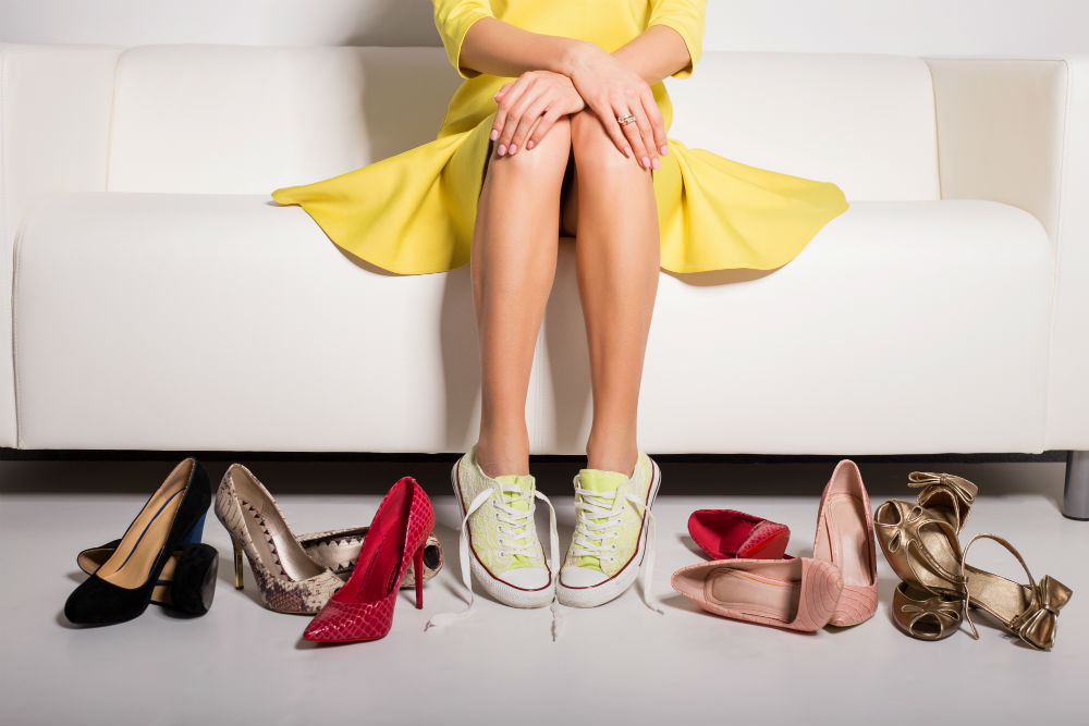 Different Types of Shoes—and Which Ones Are Particularly Prone to Rubbing