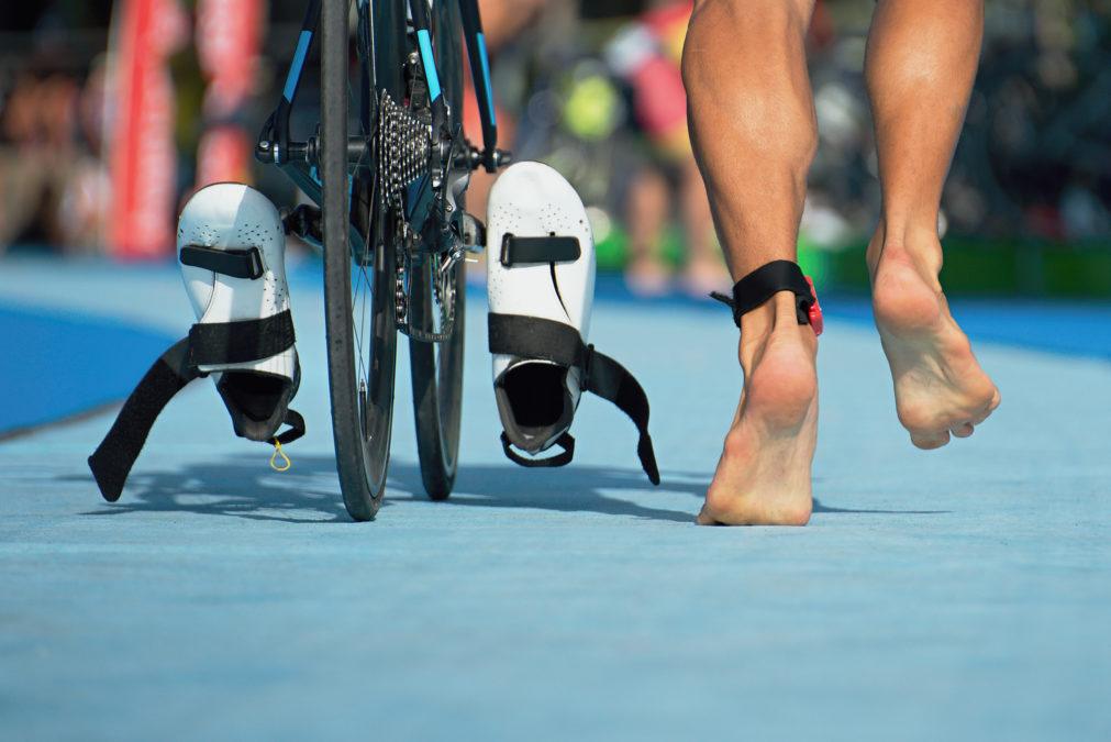 Vier Probleme, die Sportler beim Marathon und Triathlon haben