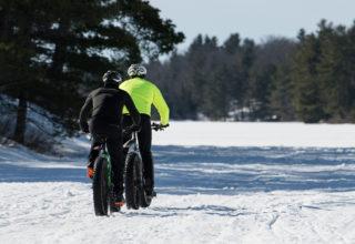 Radfahren auch im Winter – 13 Tipps für die kalte Jahreszeit