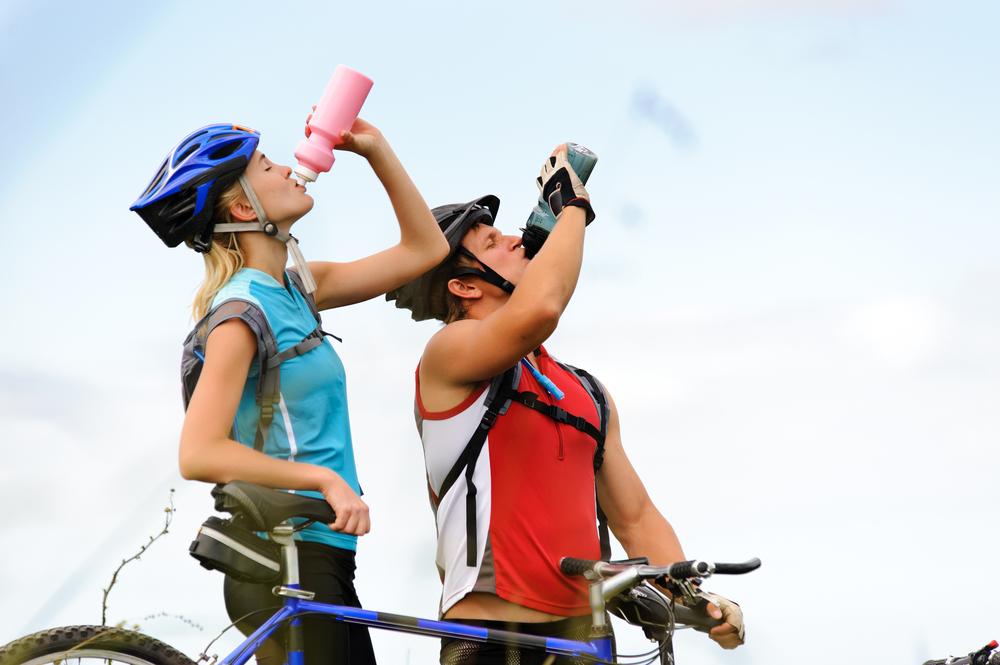 Wie man Trink-Packs fürs Radfahren auswählt